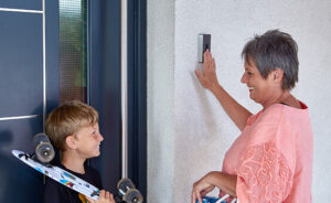 ekey - Home Single Access Solution Image